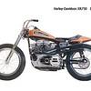 1972 XR750 Sportster