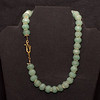 Jade & Gold Filled Necklace
