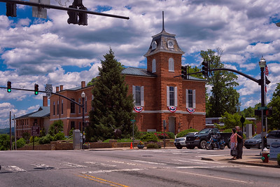 Transylvania County Court House