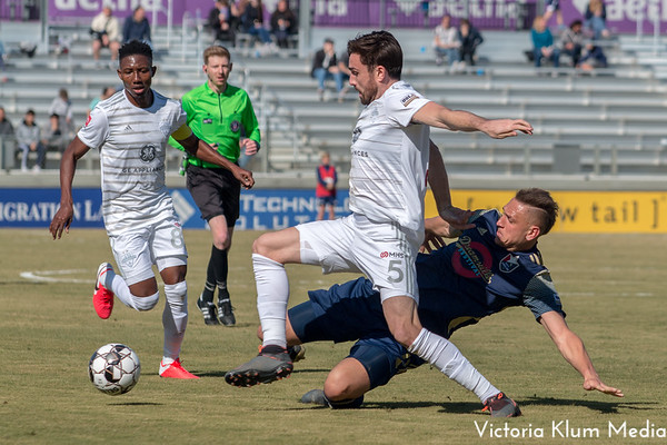 North Carolina FC v Louisville City FC