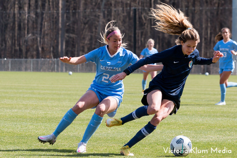 North Carolina Courage v UNC