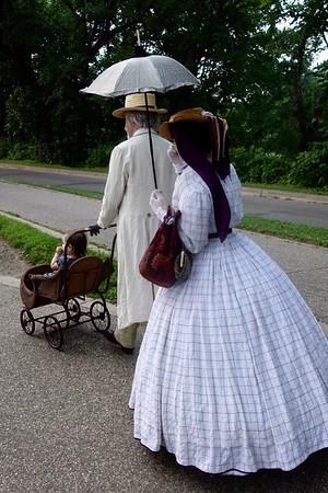 Victorian Family