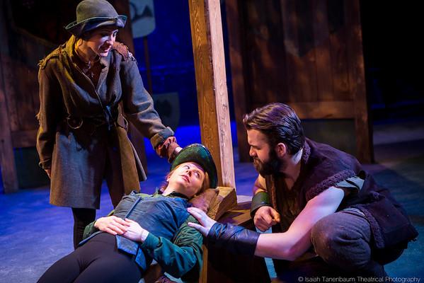 Marian, or the True Tale of Robin Hood, by Adam Szymkowicz