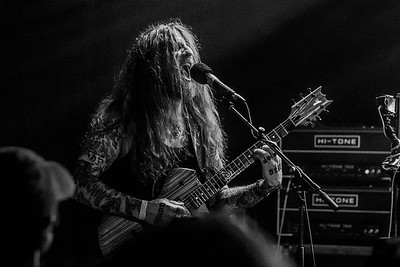 Yob, Live in NYC