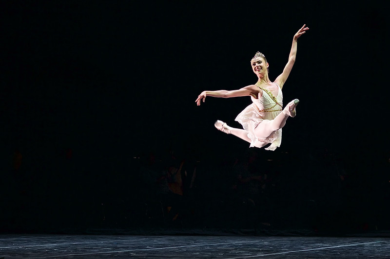 Isabelle Brouwers, the English National Ballet