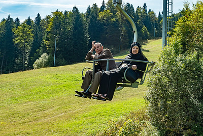 Ski lift, Bjelašnica