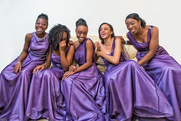 Nigerian wedding photos in london
