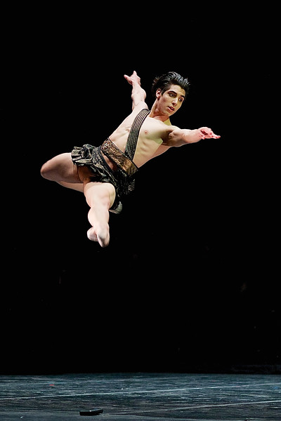 Cesar Corrales, the Royal Ballet