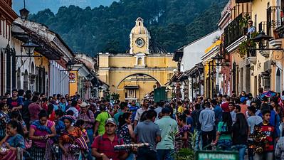 Santa Catalina Arch | Antigua, Guatemala
