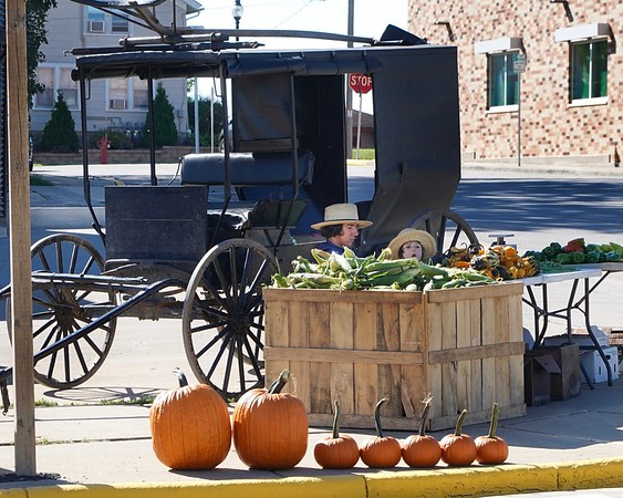 Amish Market, Wisconsin