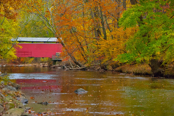 Foxcatcher Farm Covered Bridge​