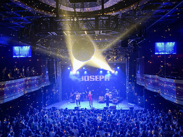 Joseph @ Webster Hall