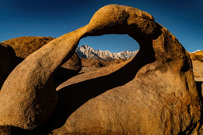 Mobius Arch - Mt. Whitney