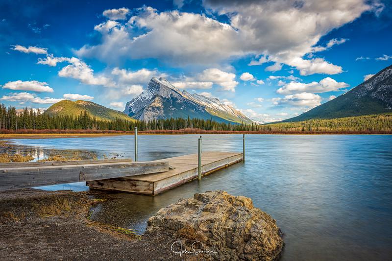 Mountain Views Canadian Rockies