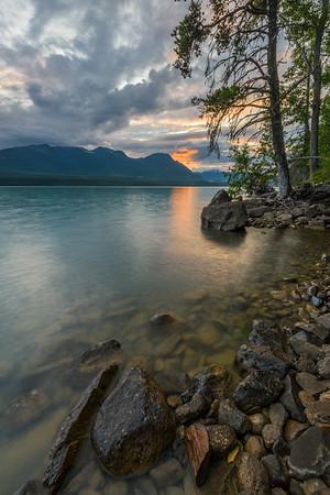 Kalum Lake Rocks