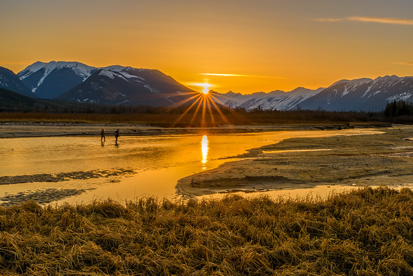 Beaver Valley Sunset