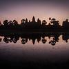 Romantic Angkor Wat