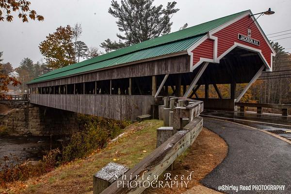 Jackson NH covered Bridge