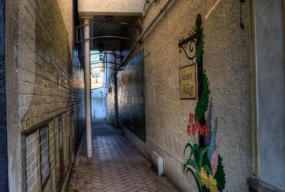 Alvin's Alley - Duncan BC Canada
