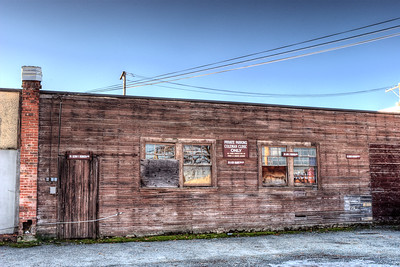 Weathered & Forlorn - Duncan BC Canada