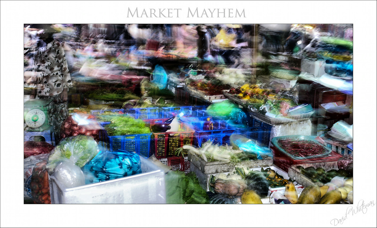 Market Mayhem - Highly Commended Penrith Show 2012