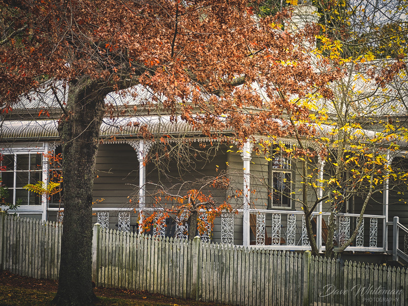 The Cottage in Autumn