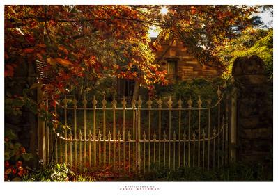 Gatekeepers Cottage in Autumn