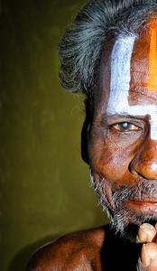 Holy Man - Brammadesam Village India-Edit-2
