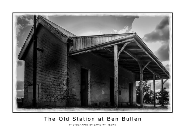 The Old Station at Ben Bullen