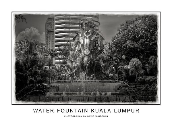 Water Fountain Kuala Lumpur