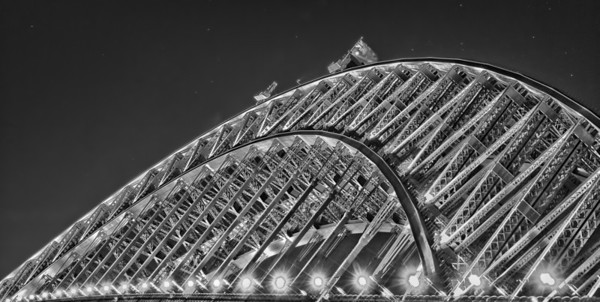 A Different View - 1st B&W Photo of the Year @ Penrith RSL Photography Club.