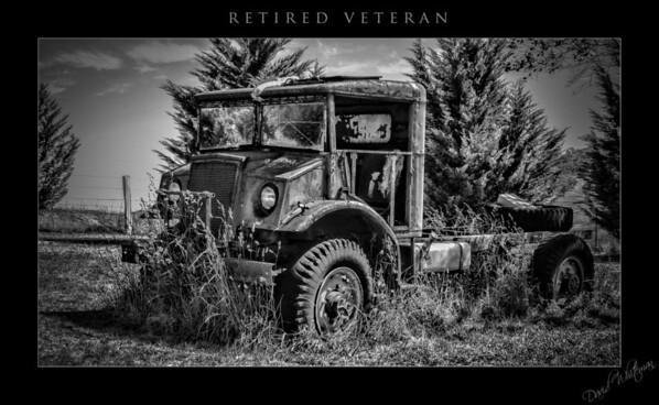 Retired Veteran