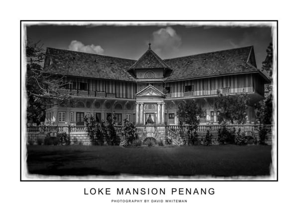 Loke mansion Penang