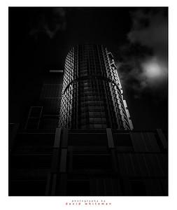 City Moonscape