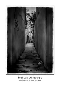 Hoi An Alleyway