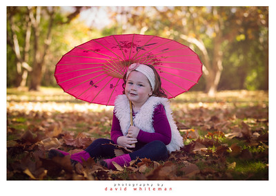 Amelia and the Pink Parasol
