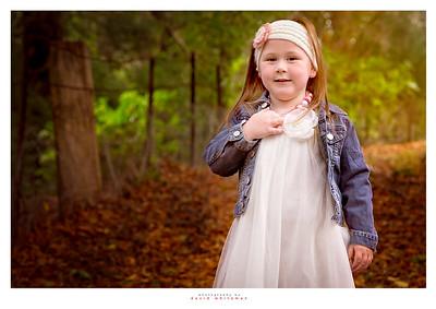 Amelia in Autumn