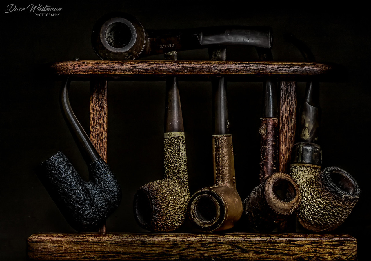 My Dad's Pipes