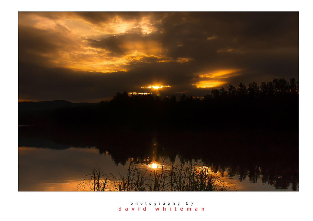 Yarramundi Sunset