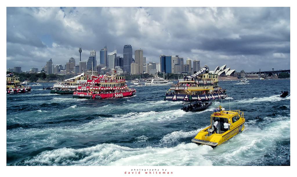 Ferry Boat Race