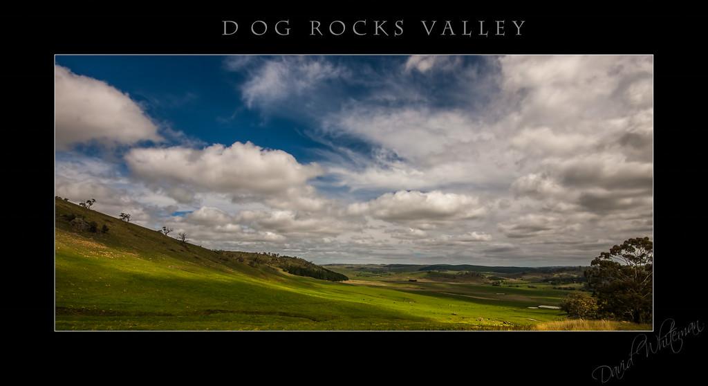 Dog Rocks Valley