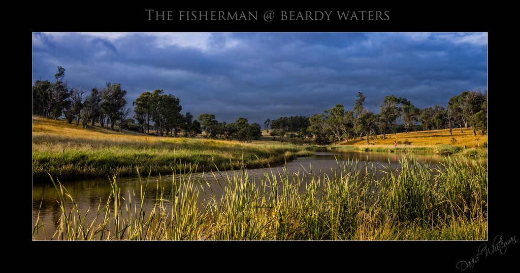 The Fisherman at Beardy Waters