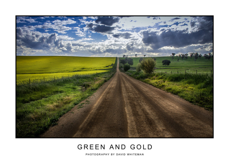 Green and Gold