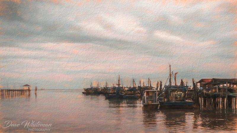 Fishing Fleet at Teluk Bahang