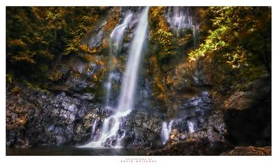 Tam Nang Waterfall Thailand