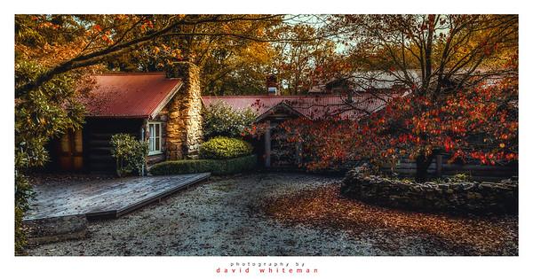 Autumn at Chimney Cottage