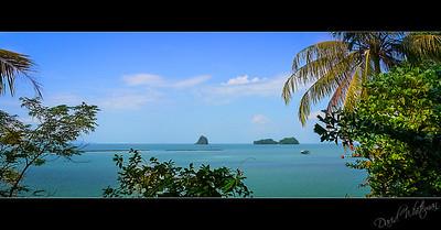 Pantai Basir Hitam (Black Sand Beach) Langkawi