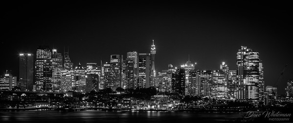 Sydney by Night.