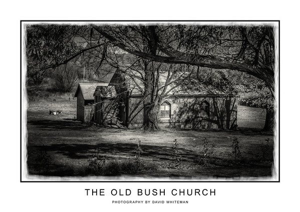 The Old Bush Church