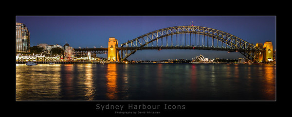 Sydney Harbour Icons